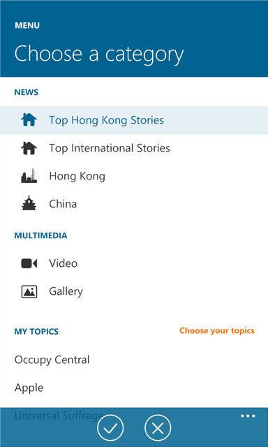Content Picker for Latest News