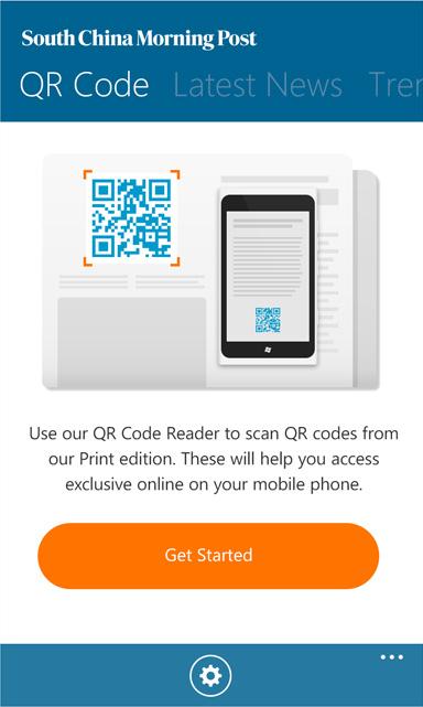 QR Code Info