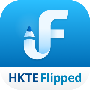 HKTE Flipped Icon Concept