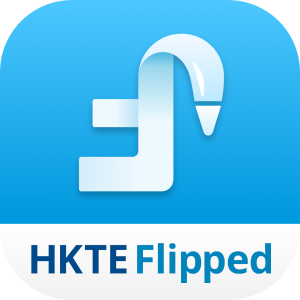 HKTE Flipped Icon Final Design